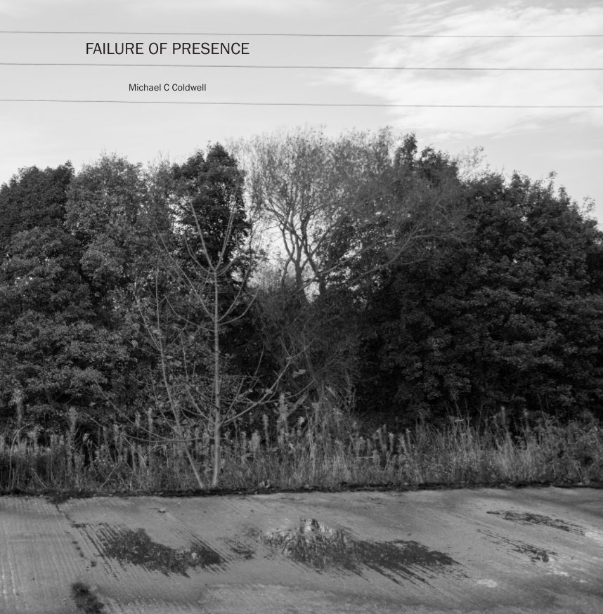 View Failure of Presence by Michael C Coldwell