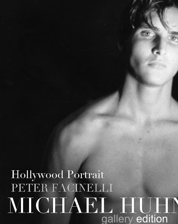 View Hollywood Portrait peter facinelli by Michael Huhn