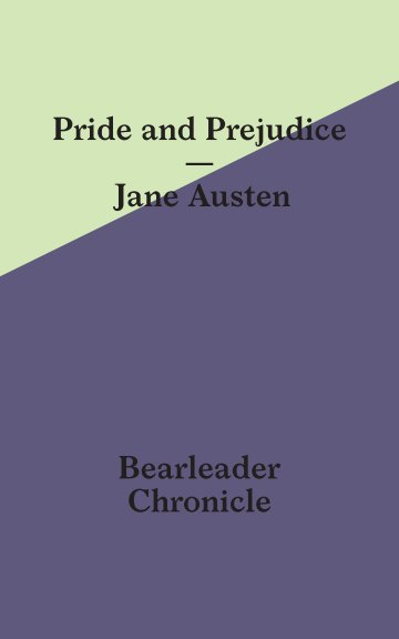 View Pride and Prejudice by Jane Austen