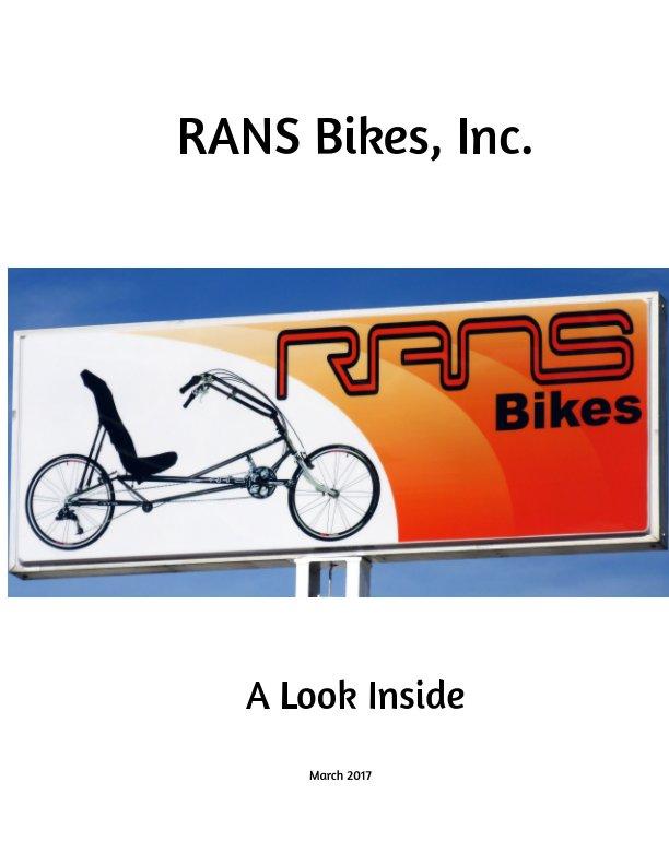 View RANS Bikes, Inc. by Paul W. Krieg