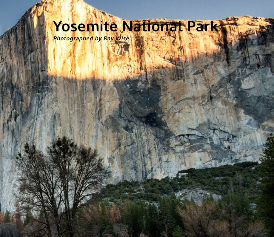 View Yosemite National Park by Ray Wise