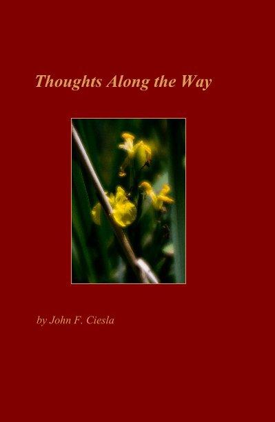 Ver Thoughts Along the Way por John F. Ciesla