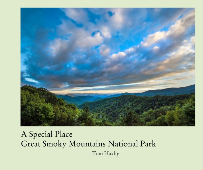 View A Special Place   Great Smoky Mountains National Park by Tom Haxby