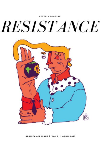 View Resistance by After Magazine & GREAT