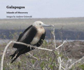 Galapagos - photo book