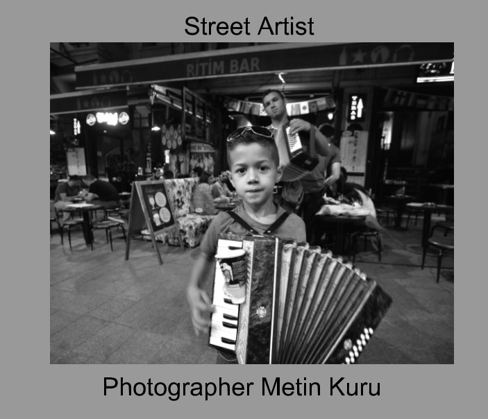 View Street ARTIST by Metin Kuru