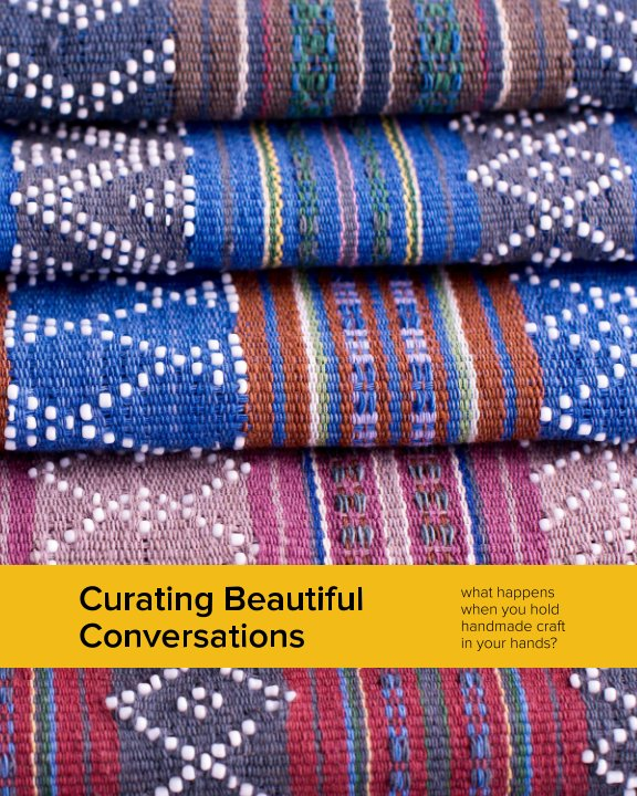 View Curating Beautiful Conversations by Mary Louise Marino