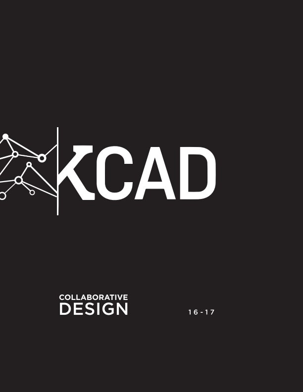 View KCAD Collaborative Design 2016-17 Yearbook by Collaborative Design