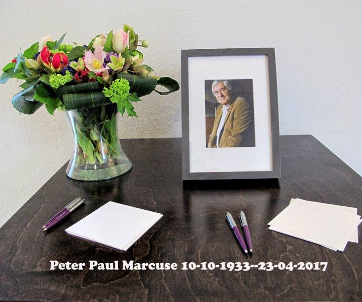 View Peter  Marcuse by Cees van Veelen