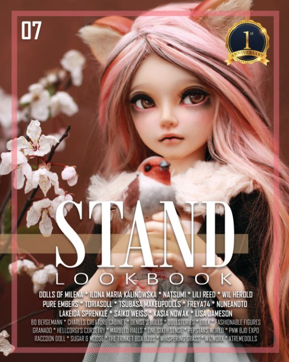 View STAND Lookbook - Volume 7 - BJD Cover by STAND