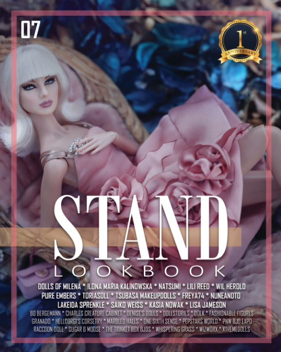 View STAND Lookbook - Volume 7 - Fashion Cover by STAND