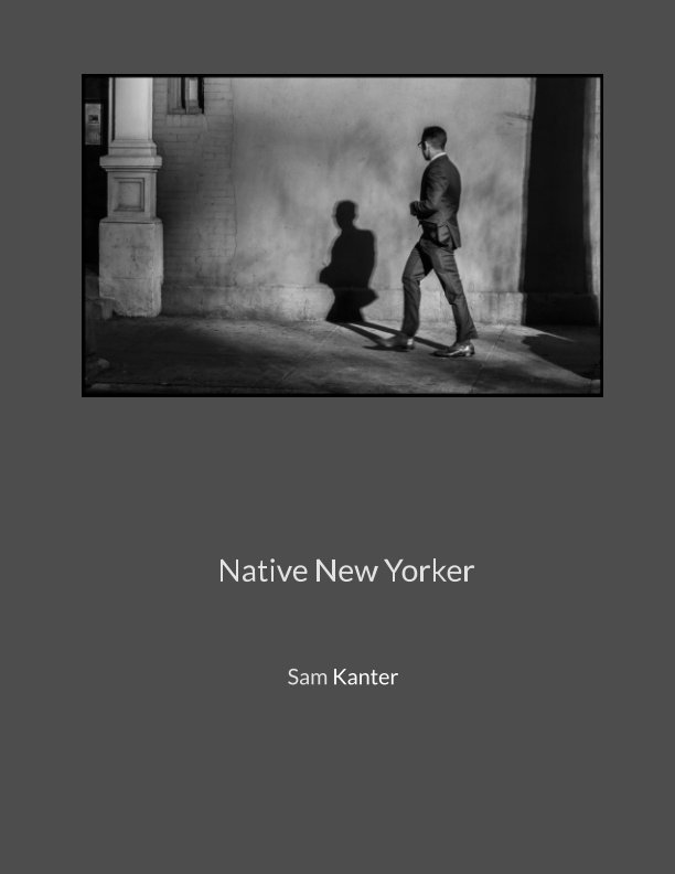 View Native New Yorker by Sam Kanter