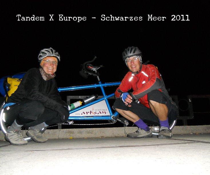 View Tandem X Europe - Schwarzes Meer 2011 by Christian Brandtner