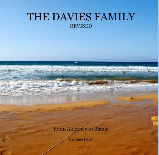 View THE DAVIES FAMILY by Caroline Dally