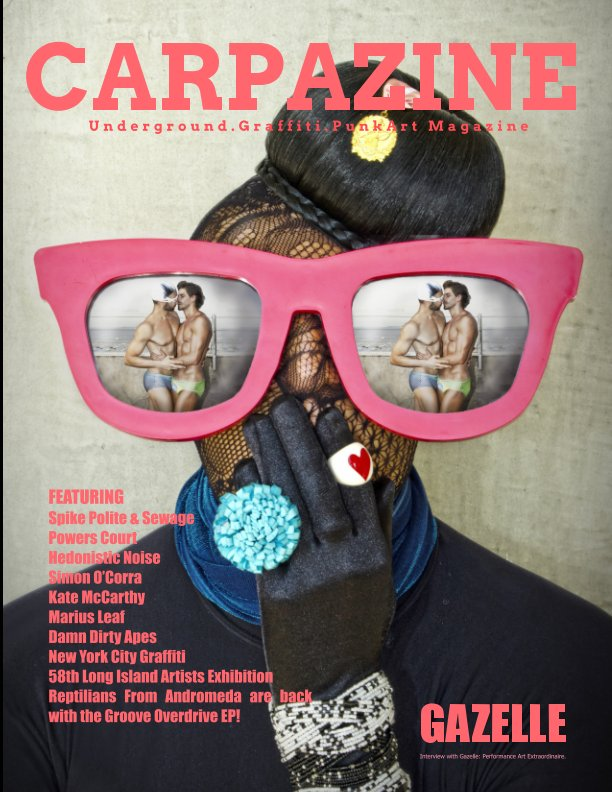 View Carpazine Art  Magazine by Carpazine