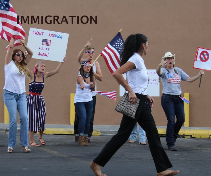 View IMMIGRATION by J. Michael Skaggs