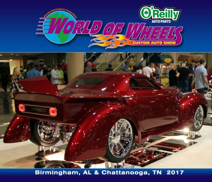 OReilly Auto Parts World Of Wheels By World Of Wheels - O reilly car show