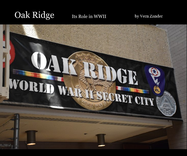 View Oak Ridge by Vern Zander
