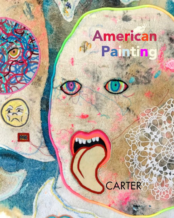 View American Painting by Carter
