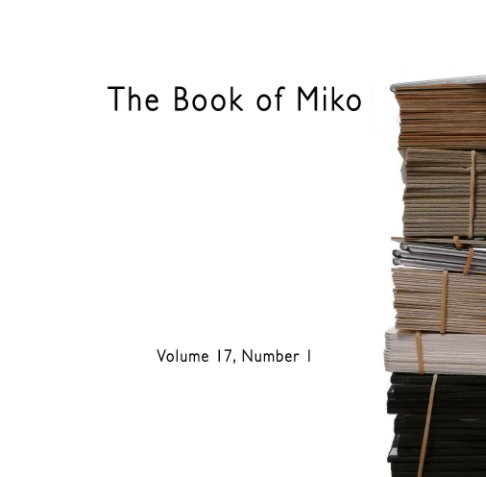 View Book of Miko (Volume 17, number 1) by DW Bailey