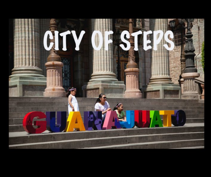 View City of Steps by Timothy Hearsum