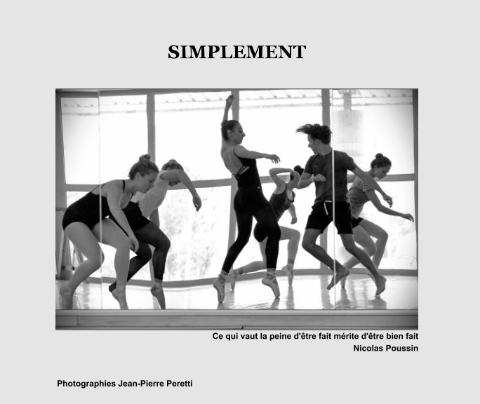 View SIMPLEMENT by Jean-Pierre PERETTI