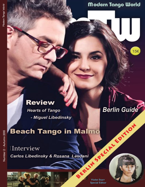 View Modern Tango World #2 (Berlin Edition) by Violet Starr