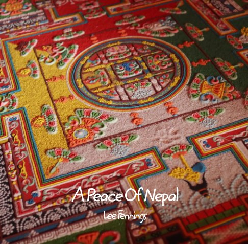 View A Peace Of Nepal by Lee Fennings