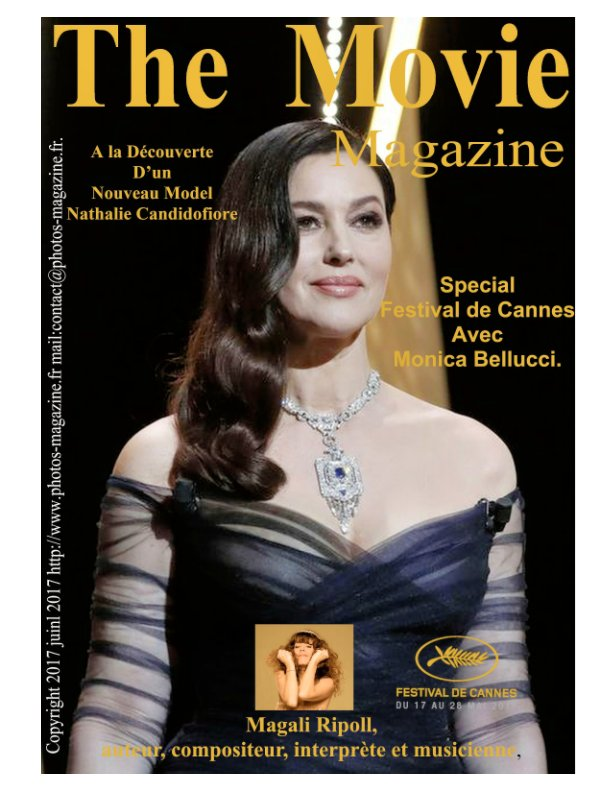 View The MOvie Magazine Special Festival de cannes by The Movie Magazine, Dominique Bourgery