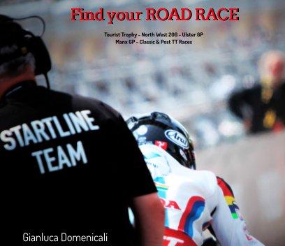 Find Your ROAD RACE - Sport e avventura fotolibro