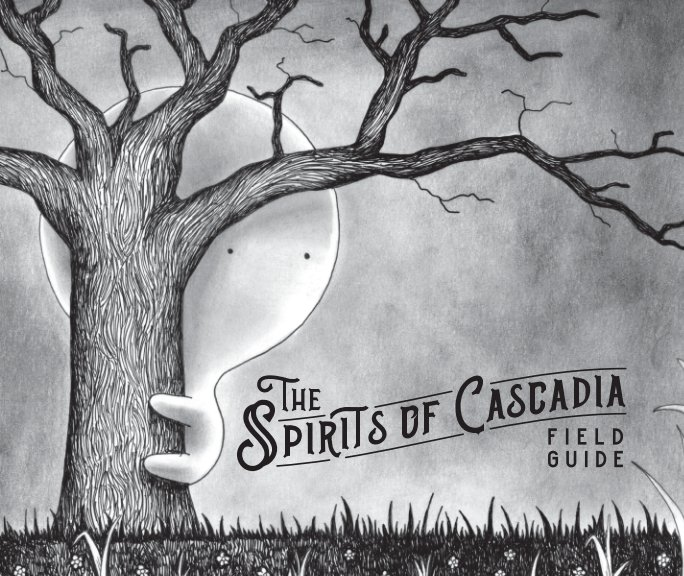 View Spirits of Cascadia Field Notes - Paperback by Adam Lee Allan-Spencer