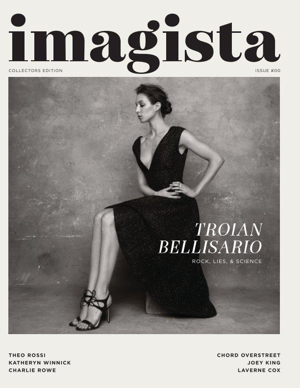 View Troian Bellisario, Collectors Premium Edition by Imagista