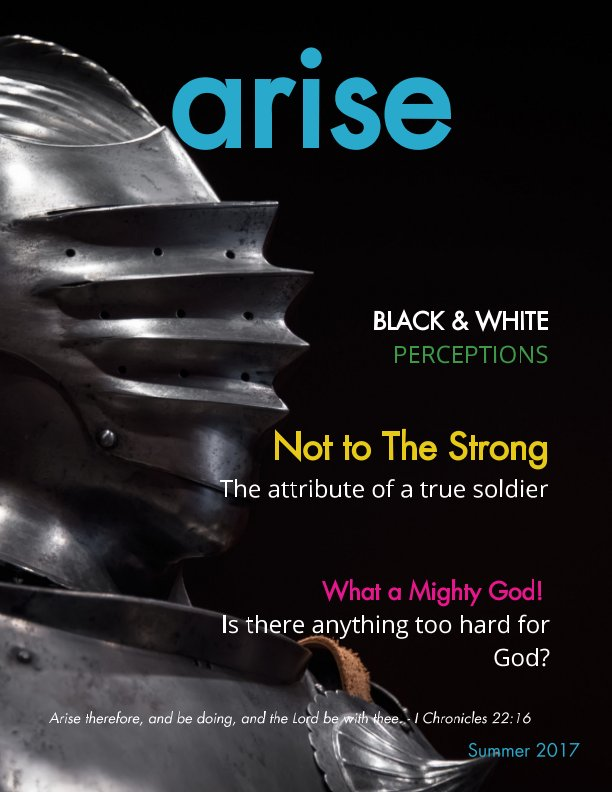 View Arise Magazine by Church of God in Macon GA