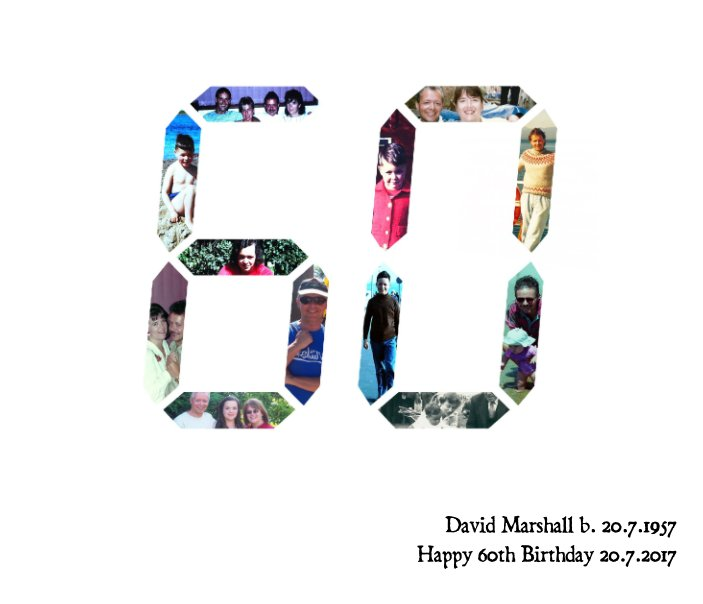 Happy 60th Birthday David Von Katrina Marshall