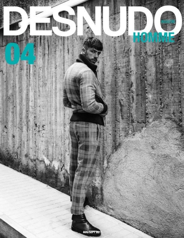 View Desnudo Homme Issue 4 by Desnudo Magazine