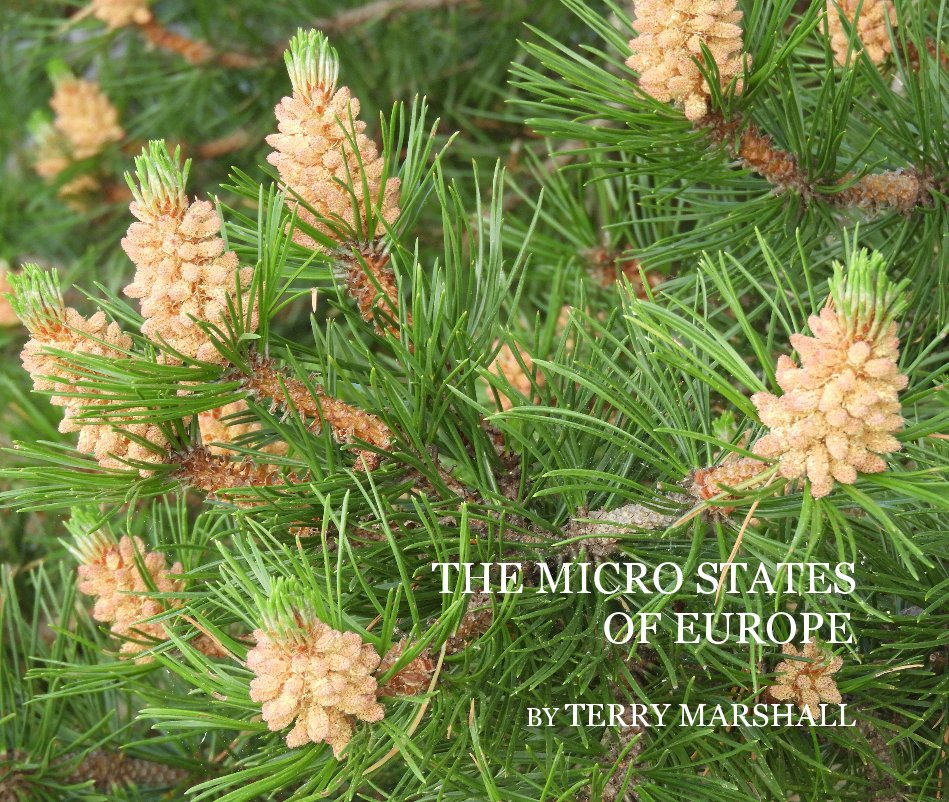 Ver THE MICRO STATES OF EUROPE por TERRY MARSHALL