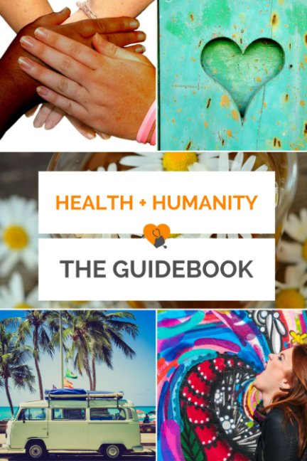 View Health + Humanity Oracle Card Guidebook by Sarah E Ouano ND