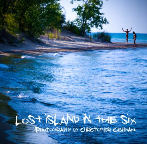 View Lost Island In The Six by Christopher Cushman