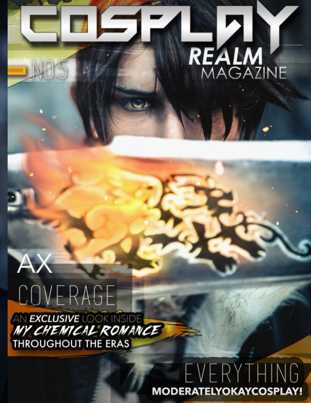 View Cosplay Realm No.5 by Venomnight, Aesthel, Lucy Diane