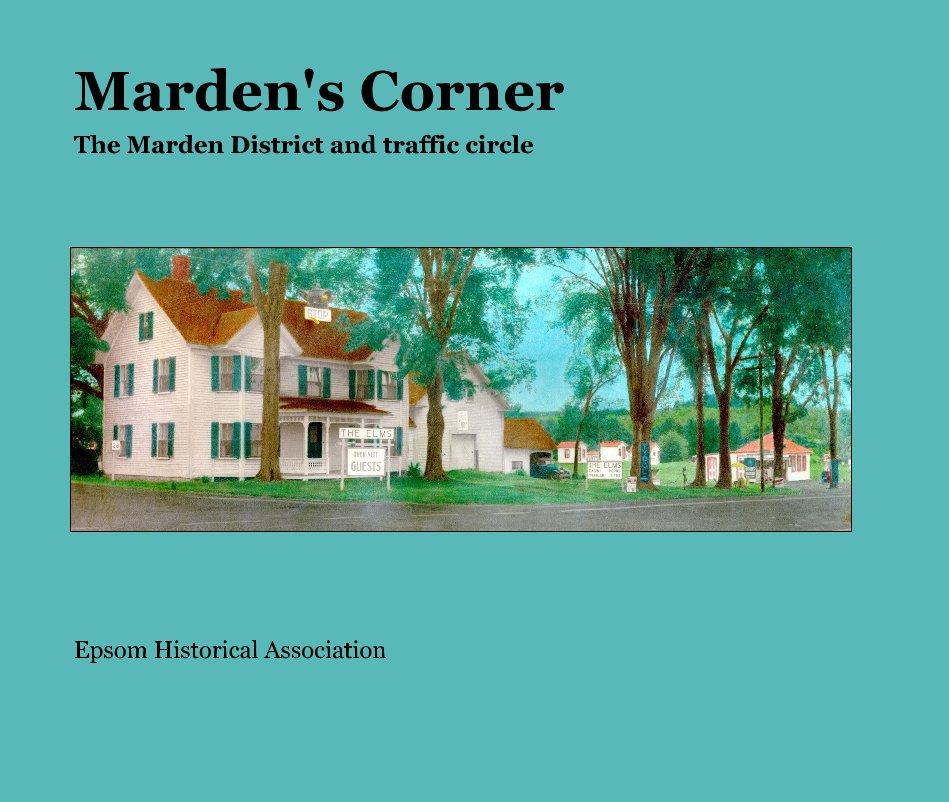 View Marden's Corner by Epsom Historical Association