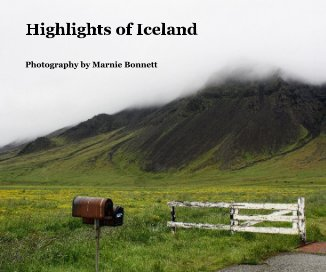 Highlights of Iceland - Travel photo book