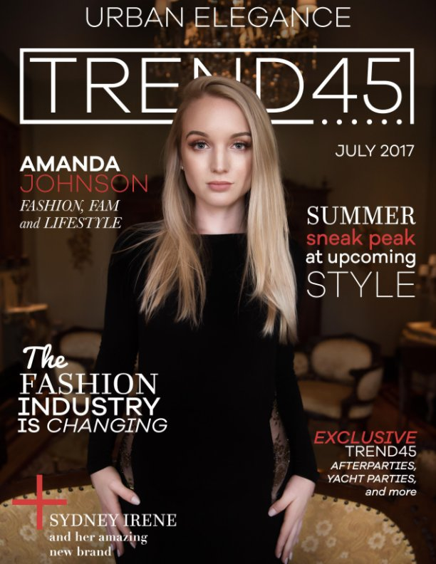 View TREND45 - URBAN ELEGANCE by TREND45