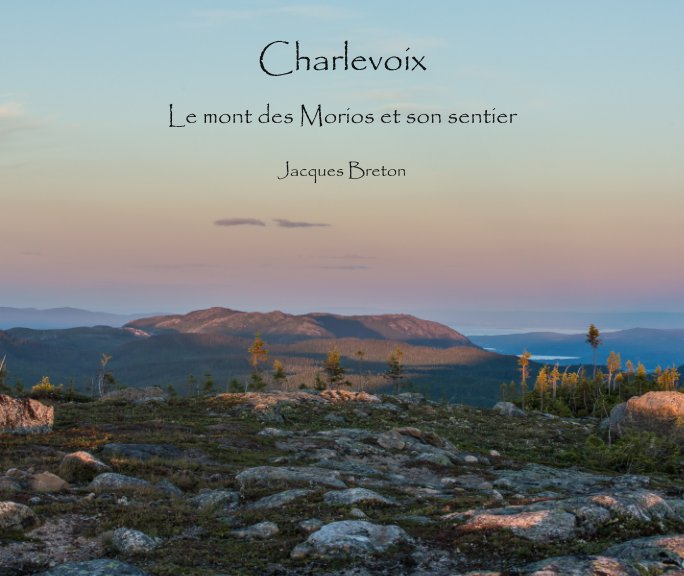 View Charlevoix by Jacques Breton