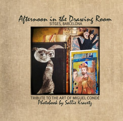 View Afternoon in the Drawing Room by Sallie Kravetz