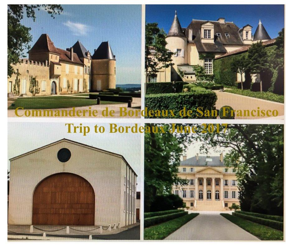 View Commandrie de Bordeaux San Francisco by Chris Ray