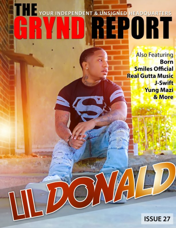 View THE GRYND REPORT ISSUE 27 by TGR MEDIA