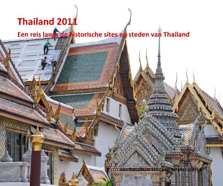 Bekijk Thailand 2011 op Ludo Berghs (c) 2011