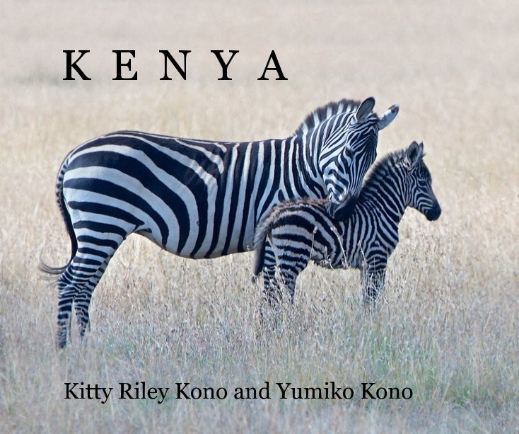 View K E N Y A by Kitty and Yumiko Kono