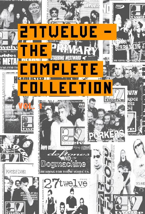 View 27twelve - The Complete Collection by Ben Hosking