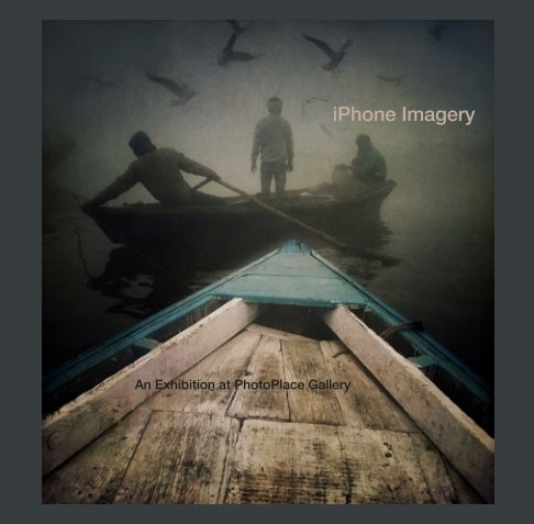 View iPhone Imagery, Softcover by PhotoPlace Gallery
